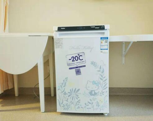 海尔婴童母乳冷冻柜联合青岛和睦家保障早产儿母乳健康